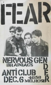 Fear & NG